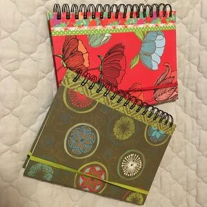 Other - 2/20$ 3 beautiful NWT notebook/notepads